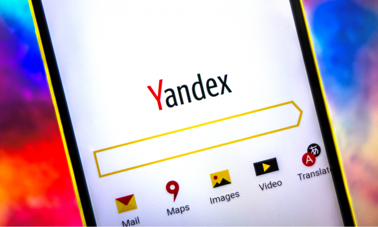 yandes search engine